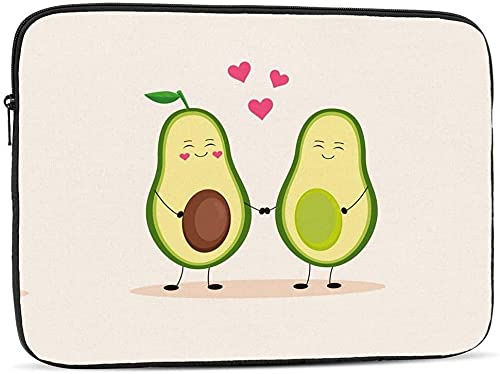 Avocado Love Laptop Sleeve Carrying Bag Laptop Case Tablet Cover 17'