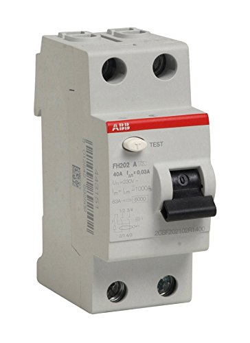 Abb ABB444151GSB - Gsb 444.151 - gsb terminali dell'interruttore differenziale 40a cambiato ragazzo