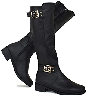 Premier Standard - Women's Fashion Comfy Suede Elastic...