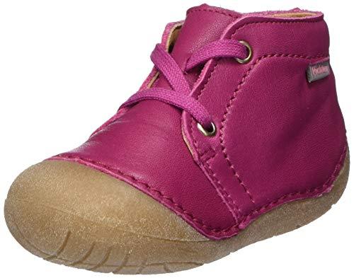 Richter Kinderschuhe Jungen Mädchen Richie Sneaker, Pink (Mallow 3100), 22 EU