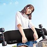 LHDQ Drop Through Skateboard, 43-Zoll Freestyle Dancing Longboard...