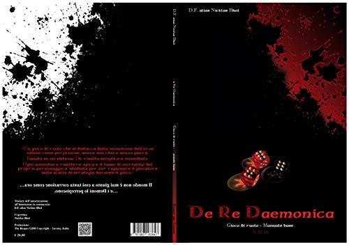 De Re Daemonica (Gdr Reaper Vol. 1) (Italian Edition)