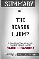 Summary of The Reason I Jump by Naoki Higashida: Conversation Starters