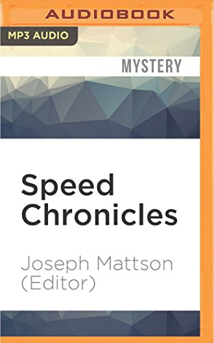 Speed Chronicles (Akashic Drug Chronicles)