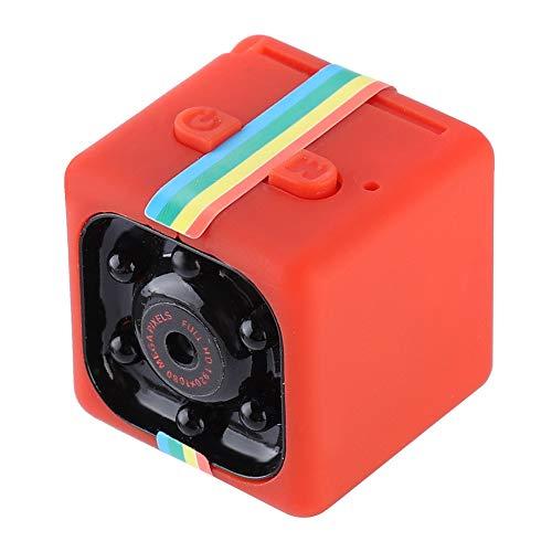 Bewinner Mini Spy Camera 1080P Full HD Sport Camera Mini IR DVR Camera con Visione Notturna Videoregistratore Camcorder Fotocamera Portatile Nascosta per la Sicurezza di casa …