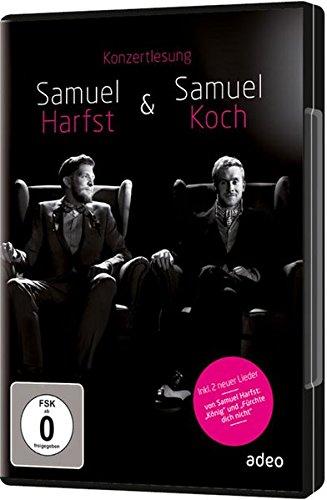 Samuel Harfst & Samuel Koch - Konzertlesung