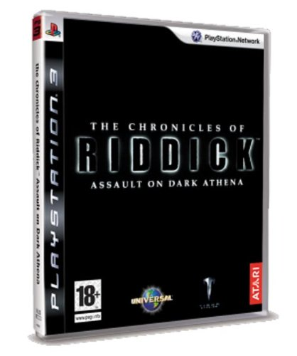 The Chronicles of Riddick Assault on Dark Athena [Import spagnolo]