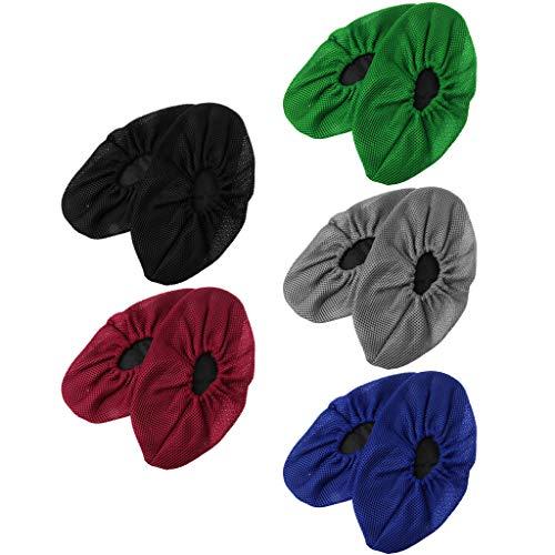 SimpleLife herbruikbare overschoenen, ademend, waterdicht mesh, antislip, stofdichte bescherming, overschoenen, sneakers, 1 paar