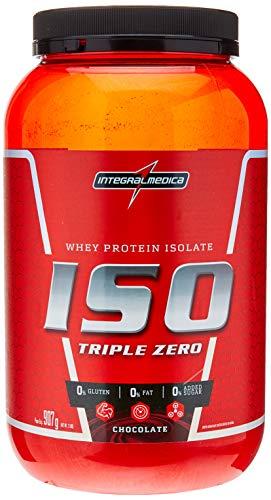 Iso Triple Zero Pt 907G Chocolate, Integralmedica, 907g