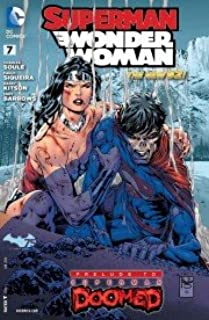 Superman/Wonder Woman the New 52 Issue #7