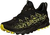 LA SPORTIVA Tempesta GTX, Zapatillas de Trail Running Unisex Adulto, Black 47 Butter, 42 EU