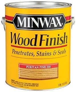 Minwax Wood Finish Semi-Transparent Puritan Pine Oil-Based Oil Stain 1 gal.
