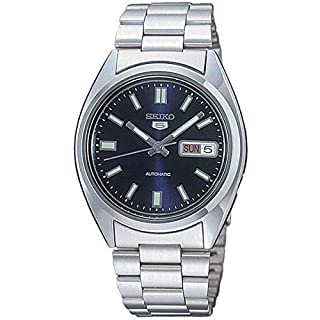 Seiko Men's Analogue Automatic Watch with Stainless Steel Strap SNXS77K (B000KKO85S) | Amazon price tracker / tracking, Amazon price history charts, Amazon price watches, Amazon price drop alerts