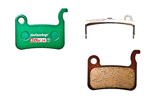SwissStop Bremsbeläge Shimano XTR(965/966), XT(765), LX(585), Deore(535), Saint/Hone Nr. 16
