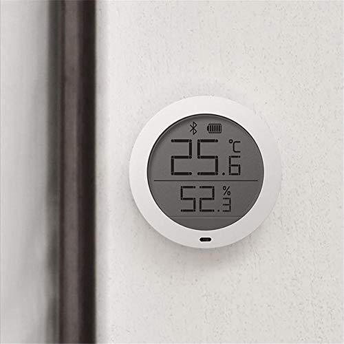 D.ragon Digitaler Bluetooth-Hygrometer-Thermometer-Temperatur-Feuchtigkeitssensor Ordinary