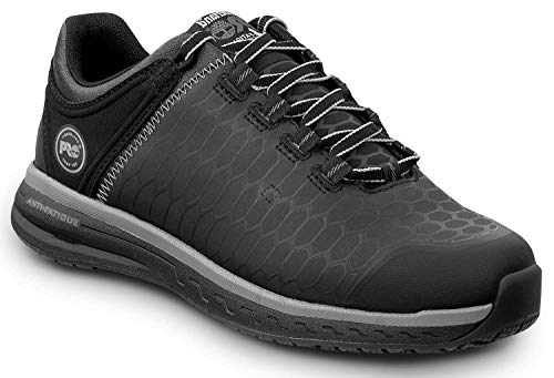 Timberland PRO Powerdrive, Women's, Black, Soft Toe, EH, Low Athletic (9.5 W)