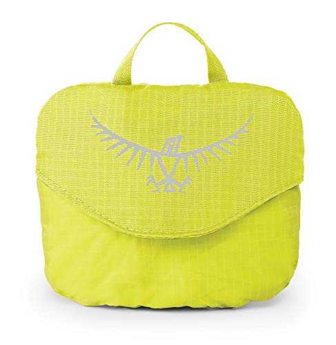 Product Image 1: Osprey Hi-Visibility Raincover, Electric Lime, X-Small