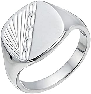 22eac62168791 Amazon.co.uk: Signet & Sovereign - Rings / Men: Jewellery