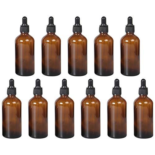 TOPBATHY 11 botellas de goteo de viaje dispensador de goteo tubo de...