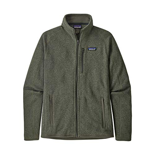 Patagonia Herren M's Better Sweater JKT, Industrial Green, M