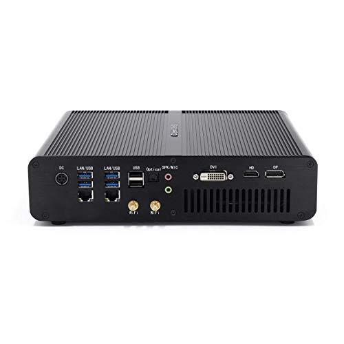 BASOARO Gaming Computer, Mini PC, HD Graphics 630, i7 7920HQ