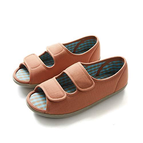 [Sanaris] ルームシューズ スリッパ 介護シューズ 介護用スリッパ リハビリシューズ 高齢者用シューズ 介護靴 滑り止め