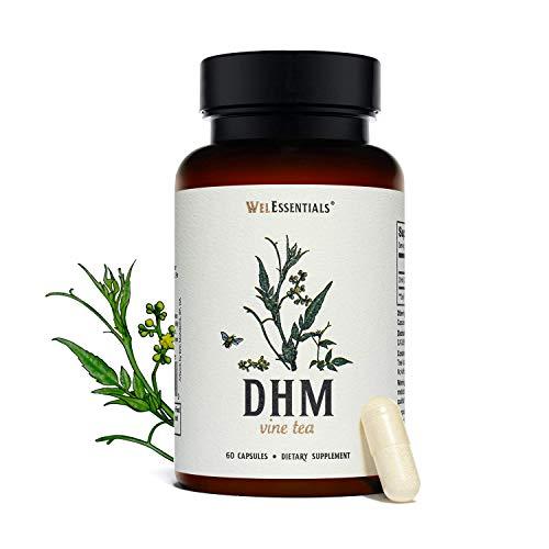 WelEssentials Dihydromyricetin DHM (30 Servings)