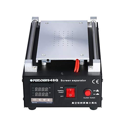 KKmoon LCD Screen Repair Separator Machine Screen Glass Vacuum for Cellphone Repair