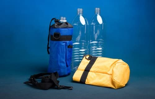 Bluewave 1 Liter Water Bottle Sport Sac Yellow product image