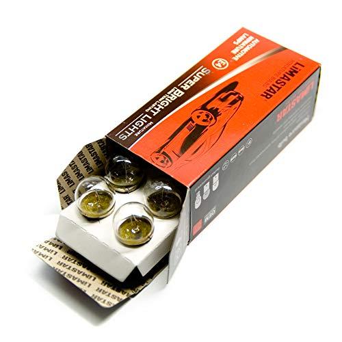 10 x G18 BA15s Auto Lampe Birne Halogen G18.5 Glühbirne R10W 10W 12V