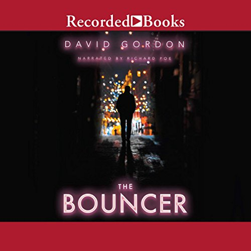 The Bouncer audiobook cover art