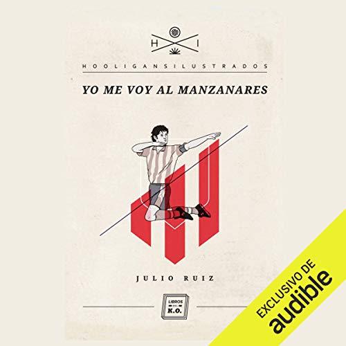 Diseño de la portada del título Yo me voy al Manzanares (Narración en Castellano)