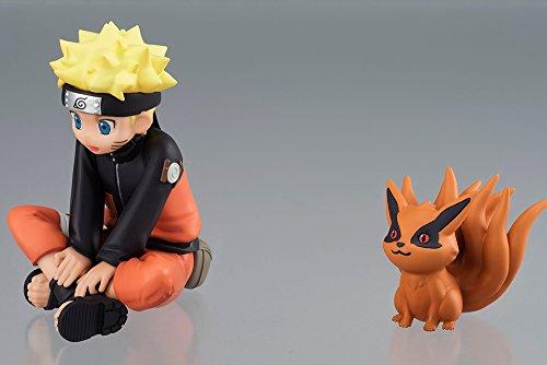 Naruto Shippuden: Naruto & Bijuu G.E.M. Figures