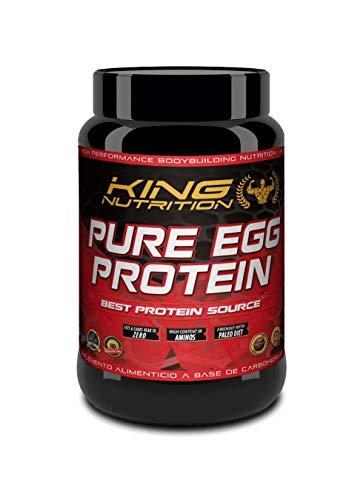 Pure EGG Protein 1Kg Chocolate Proteina de clara de huevo - sin lactosa - sin grasas - sin colesterol.