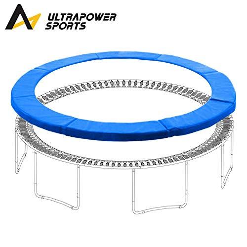 ULTRAPOWER SPORTS 244cm 305cm 366cm 397cm 427cm Trampolin Randabdeckung Federabdeckung - Blau 244cm