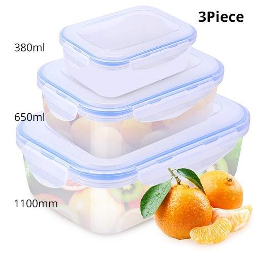 Küche Kunststoff Mikrowelle Bento Box...
