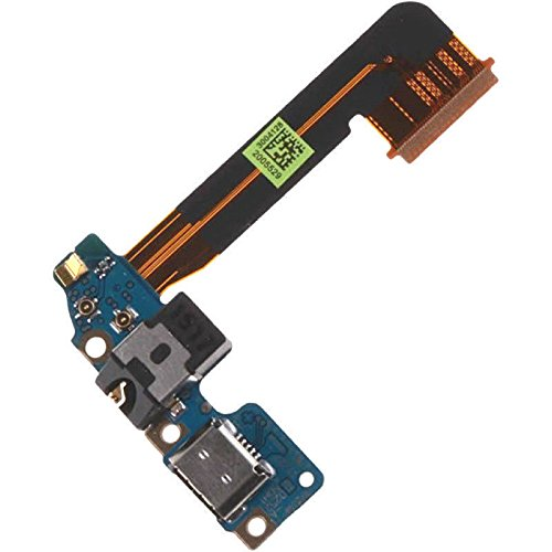 by Walking Slow-Replacement Charging Port Dock Connector Flex Cable Audio DC Jack Board for HTC ONE M9