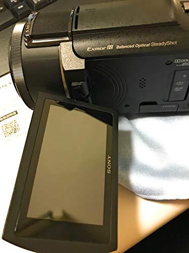 Sony Videokamera FDR-AX60 4K 64GB 20fach optischen schwarz Handycam FDR-AX60 B