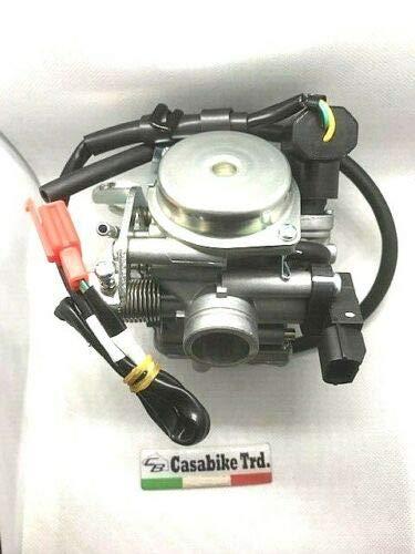 Carburador para scooter, 50 cc, Euro 4 dientes, Nova de 4 tiempos, estilo retro, ZN50QT-G Nova