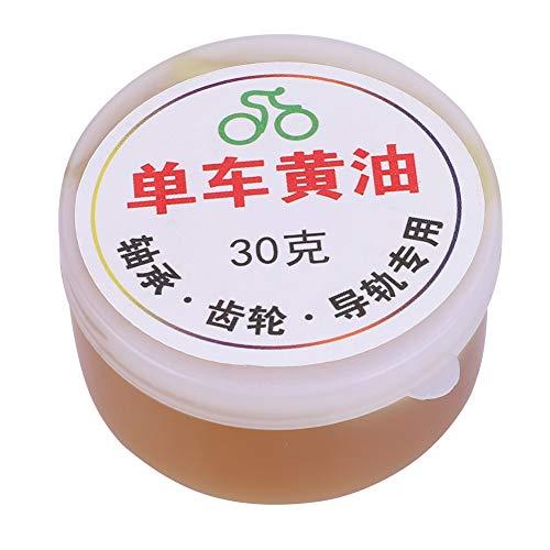 Demeras Mantequilla de Bicicleta Rodamiento de Bicicleta Mantequilla Buje de Bicicleta Engranajes Rodamiento de Mantequilla Herramienta de reparación de Aceite de Cadena de Mantenimiento de Bicicleta
