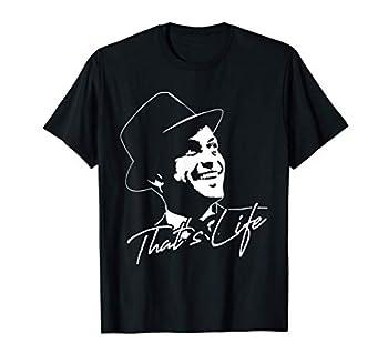 That s Life Essential Distressed Love Frank Art Sinatra Love T-Shirt