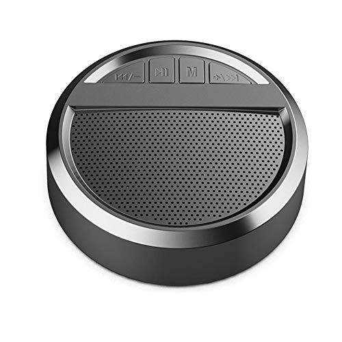 bowlder Kabelloser Subwoofer HiFi Bluetooth 5.0 Lautsprecher Stereo HD Klangqualität Lautsprecher für Bessere Klangqualität