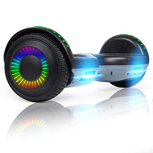 SISGAD Hoverboard for Kids, 6.5' Hoverboard Self Balancing Electric Scooter...