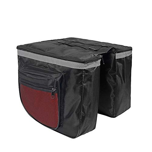 Desinding Bolsa Impermeable for Bicicletas, Maletero MTB Road Bike Doble alforja en...