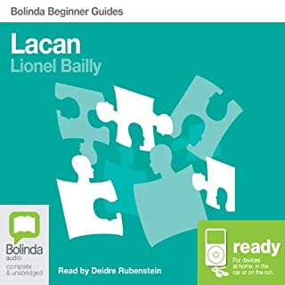 Lacan: Bolinda Beginner Guides audiobook cover art