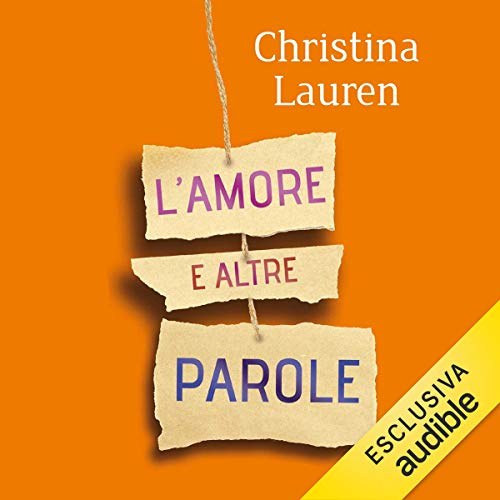 L'amore e altre parole audiobook cover art