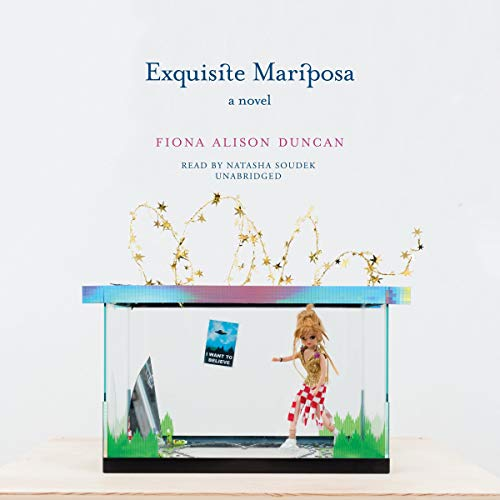 Exquisite Mariposa cover art