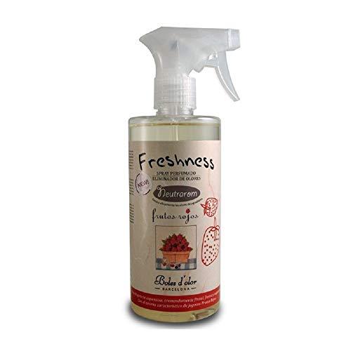 Spray 500 ML ELIMINADOR OLORES Frutos Rojos