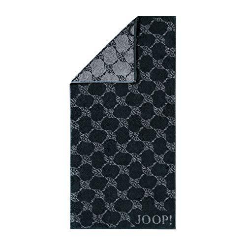 Joop! Handtuch Classic Cornflower 1611   97 schwarz - 50 x 100
