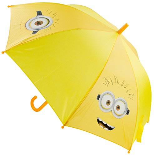United Labels 811793 - Minions - Regenschirm Faces, dürchmesser 80 cm